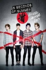 5 Seconds Of Summer A3 Calendar 2015