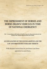 Impressment of Horses and Horse-Drawn Vehicles in Time of Na