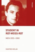 Student in Rot-Weiß-Rot