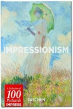 Impressionism Postcard Box