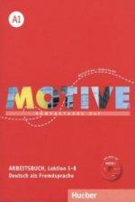 Arbeitsbuch, Lektion 1-8, m. MP3-CD