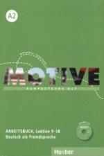 Arbeitsbuch, Lektion 9-18, mit MP3-Audio-CD