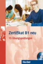 Zertifikat B1 neu, Übungsbuch + MP3-CD