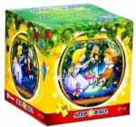 Plastic Puzzle Koule 60 Vánoční kolekce - Louskáček