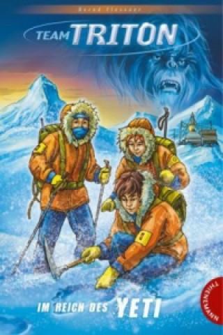 Team Triton, Im Reich des Yeti