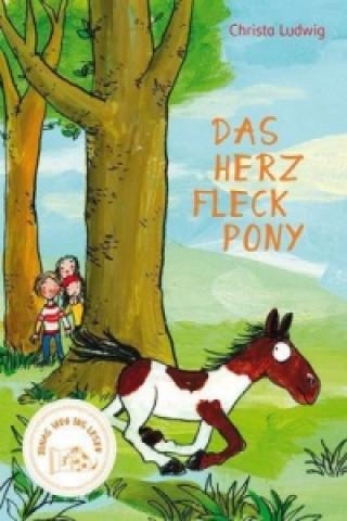 Jonas Weg ins Lesen - Das Herzfleck-Pony