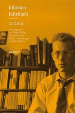 Johnson-Jahrbuch 2014