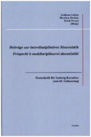 Festschrift für Ludwig Karnicar zum 65. Geburtstag