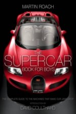 Supercar Book for Boys