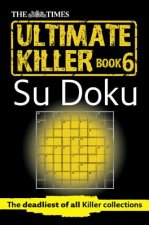 Times Ultimate Killer Su Doku Book 6