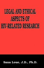 Legal and Ethical Aspects of HIV-Related Research