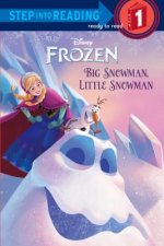 Frozen: Big Snowman, Little Snowman
