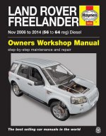 Land Rover Freelander Diesel Service and Repair Manual