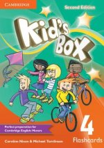 Kid's Box Level 4 Flashcards (pack of 103)