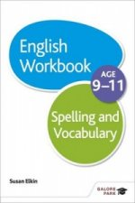 Spelling & Vocab Workbook Age 9-11