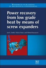 Power Recovery from Low Grade Heat by Means of Screw Expande