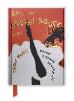 Rene Gruau: Bal du Moulin Rouge (Foiled Journal)