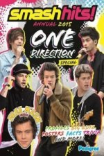 Smash Hits One Direction Annual 2015