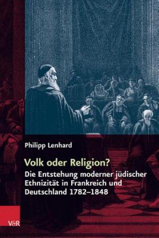 Volk oder Religion?