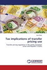 Tax implications of transfer pricing use