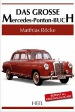 Das große Mercedes-Ponton-Buch