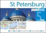 St. Petersburg PopOut Map