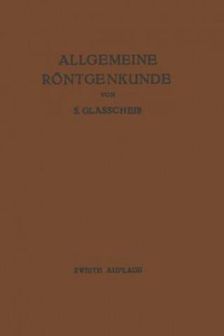 Allgemeine Roentgenkunde