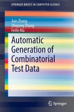 Automatic Generation of Combinatorial Test Data, 1