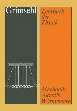 Grimsehl Lehrbuch Der Physik