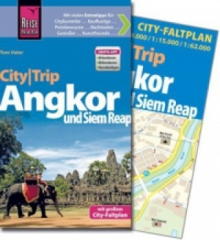 Reise Know-How CityTrip Angkor und Siem Reap