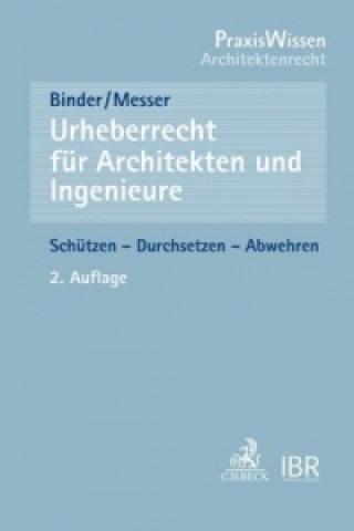 Urheberrecht für Architekten und Ingenieure