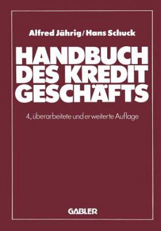 Handbuch Des Kreditgeschafts