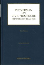 Zuckerman on Civil Procedure