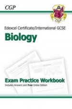 Edexcel International GCSE Biology Exam Practice Workbook wi