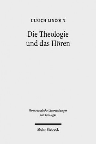 Die Theologie und das Hören