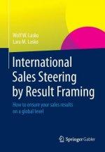 International Sales Steering by Result Framing