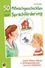 50 Mitmachgeschichten zur Sprachförderung