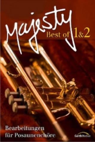 Majesty - Best of 1 & 2, Bearbeitungen für Posaunenchöre