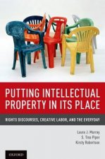 Putting Intellectual Property in its Place