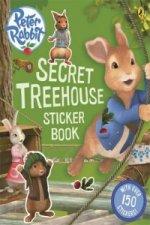 Peter Rabbit Animation: Secret Treehouse Sticker Activity Book