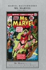 Marvel Masterworks: Ms. Marvel Volume 1
