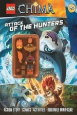 Lego Legends of Chima: Attack of the Hunters