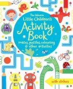 Usborne Little Children's Activity Book