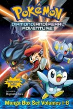 Pokemon Diamond & Peal Adventure Box Set