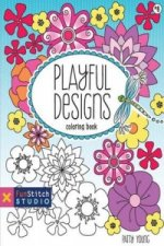Playful Designs Coloring Book