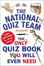 Only Quiz Book You Will Ever Need
