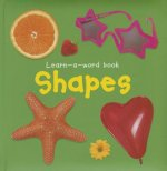 Learn-A-Word Book:Shapes