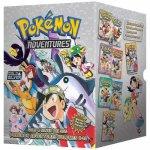 Pokemon Adventures Gold & Silver Box Set (set includes Vol.
