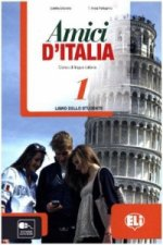 Amici d' Italia 1 - Libro dello studente