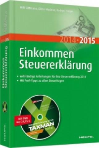 Einkommensteuererklärung 2014/2015 Steuererklärung 2014 TAXMAN